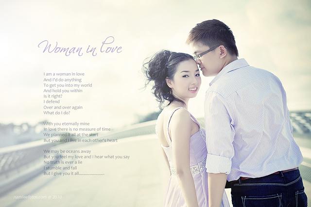 chụp hình cưới ngoại cảnh - Laura Lai - Leon Nguyen