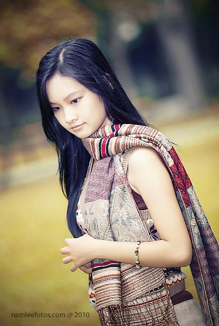 chup hinh chan dung ngoai canh - model Coco Van Nguyen