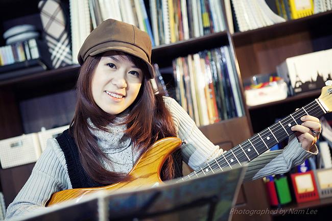 chụp ảnh chân dung ca sĩ Hồng Nhung